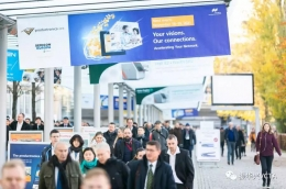 2019德國慕尼黑PRODUCTRONICA—VCTA與全球頂尖品牌同台競技题,綻放國產風彩